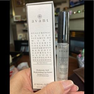 Avant Hyaluronic Acid Replenishing Lip Serum NEW!